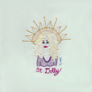 St Dolly Parton – Young